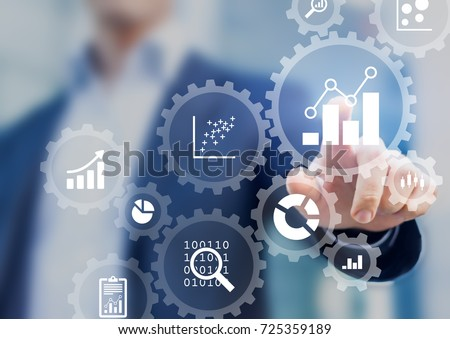 business data analytics process ...
