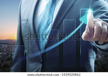 Business development to success and growing growth #1439020862