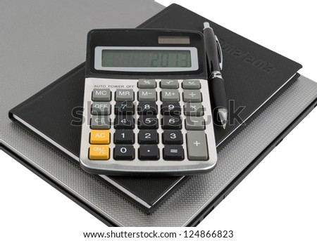 Business equipment for the calculations