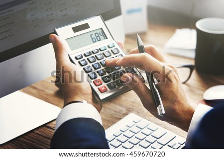 Business Financing Accounting Banking Concept