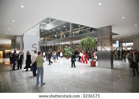 business hall 2