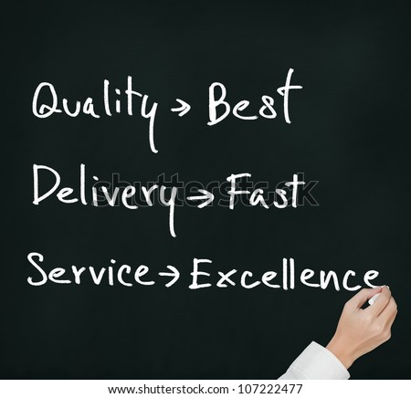 Thesis of service delivery