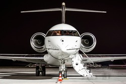 Business Jet, private jet airport