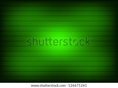 Business line green abstract background