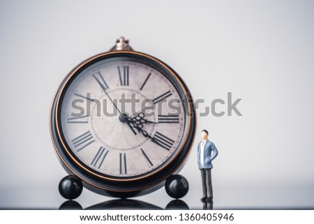 Business office time concept #1360405946