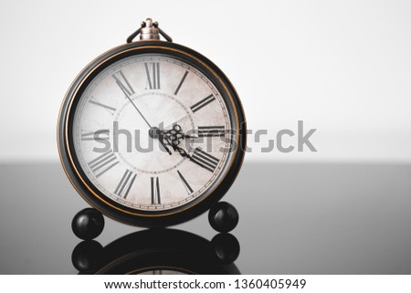 Business office time concept #1360405949