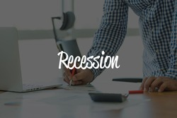 BUSINESS OFFICE WORKING COMMUNICATION RECESSION BUSINESSMAN CONCEPT