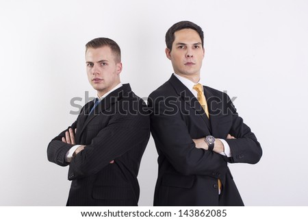 Business partners