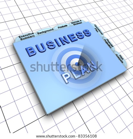 Business plan document: Process of planning ahead for success