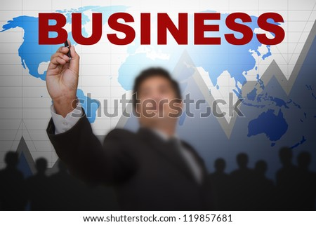 Business planning team to success