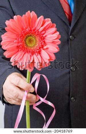 business present ,flower