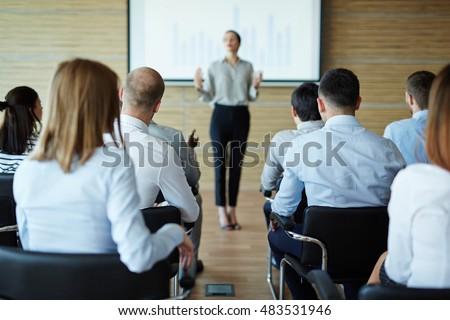 Business seminar #483531946