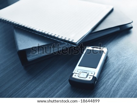 business stationary and communication tool