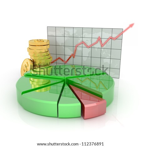 Business statistics of financial success
