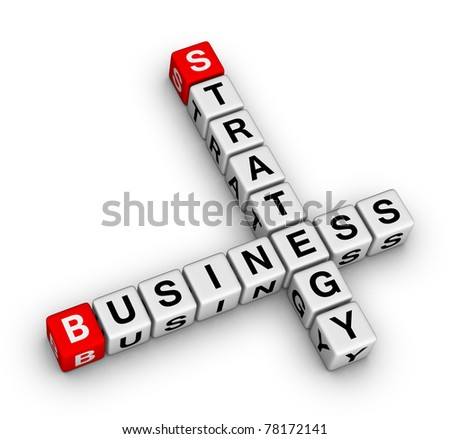 business strategy crossword