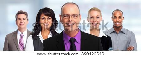 Business team. #390122545