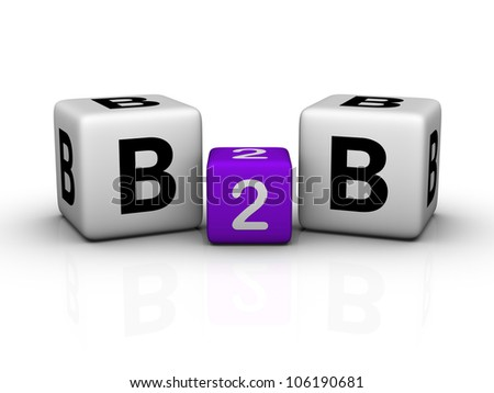 Business To Business (cubes crossword series)