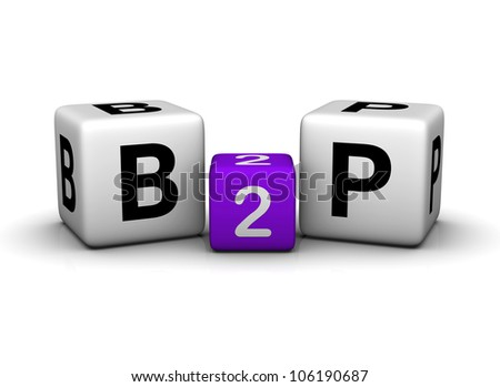 Business To People (cubes crossword series)