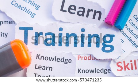 Business Training banner,Training for learn,skill,productivity,capacity building,knowledge,development #570471235