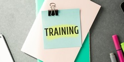 Business Training concept banner,Training for learn,skill,productivity,capacity building,knowledge,development