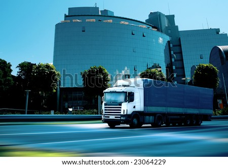 business transportation - see other trucks in my portfolio