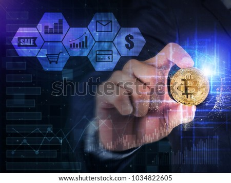 how to make money holding bitcoin