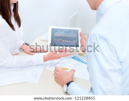 finance analysts