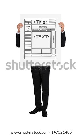 Free placard template