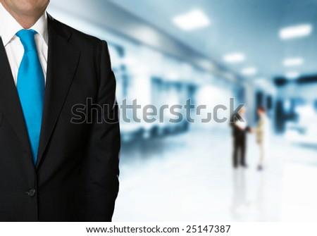 Businessman Office