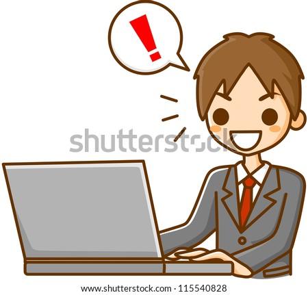 Businessman PC
