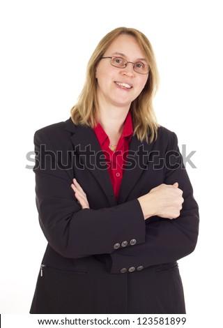 Businesswoman #123581899