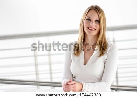 Woman Business Uni