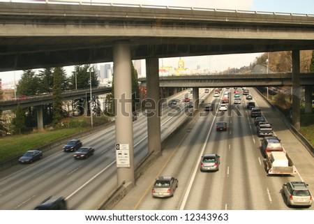 busy interstate