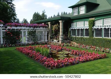 Image result for butchart gardens italian garden
