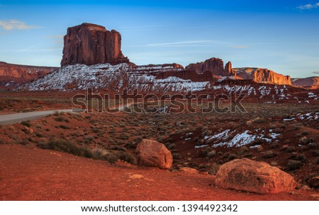 Buttes of Monument Valley, Monument Valley Arizona #1394492342