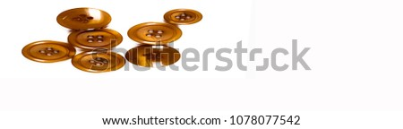 buttons. Various sewing buttons. Sewing buttons, Plastic buttons,  #1078077542