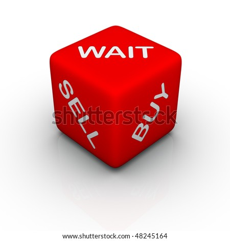 Buy, Sell, Wait (Buzzword Cubes Series) Stock Photo 48245164 ...: shutterstock.com/pic-48245164/stock-photo-buy-sell-wait-buzzword...