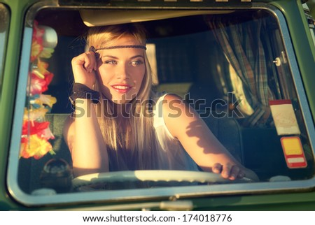 c'mon baby drive my car