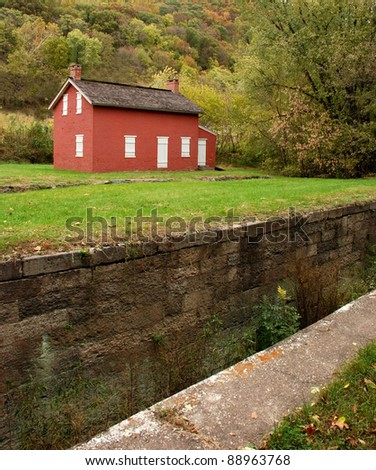 C&O Canal Lock House