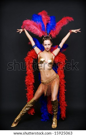 Woman dancers