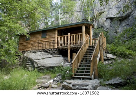 Cabin in the Black Hills