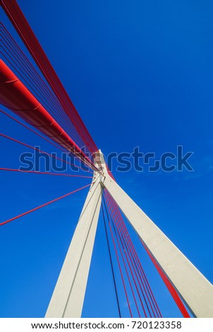 Cable bridge #720123358