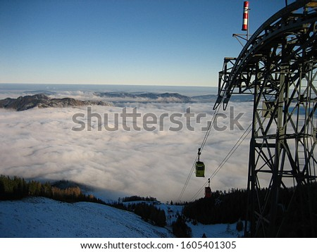 Cable way, Rope way, Travel, High and Transportation