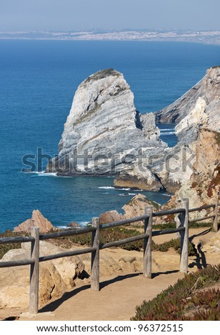 Cabo da Roca, the western point of Europe - Portugal