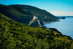 Cabot Trail - Top scenic road in Cape Breton, Nova Scotia