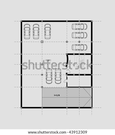 Garage Plans - Plan de maison et plan de maison en bois | Planimage