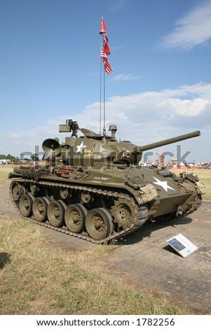 cadillac tank