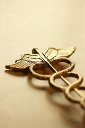 Caduceus, medical symbol