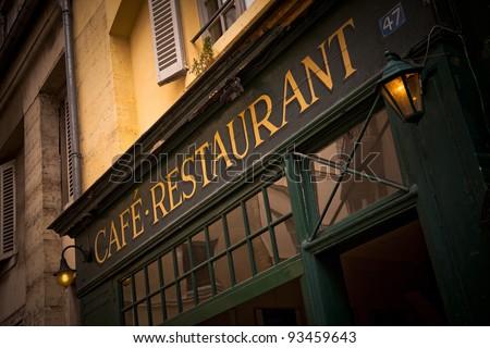 Café Restaurant #93459643