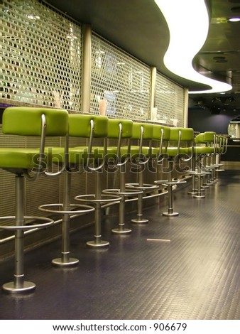 cafeteria seats